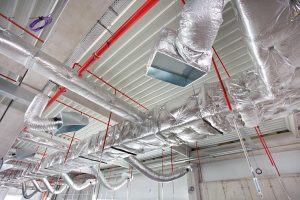 air duct commercial system