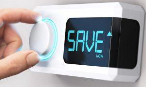 thermostat save smart