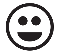 home icon smile