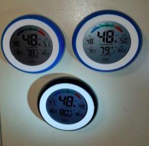 monitor humidity