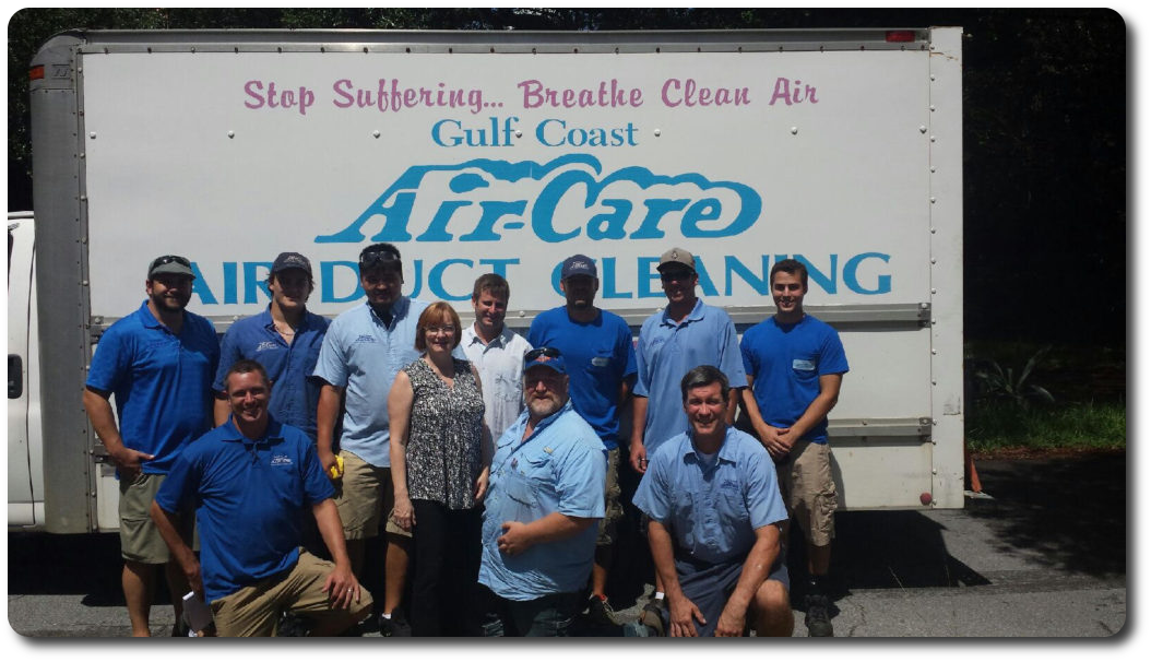 Expert Air Duct Cleaning Pensacola